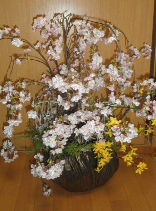 しだれ桜 ¥21,600税込